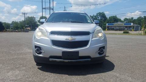 2010 Chevrolet Equinox for sale at Wrightstown Auto Sales LLC in Wrightstown NJ