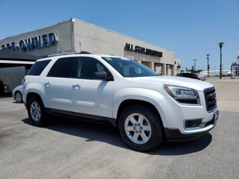 2016 GMC Acadia for sale at All Star Mitsubishi in Corpus Christi TX