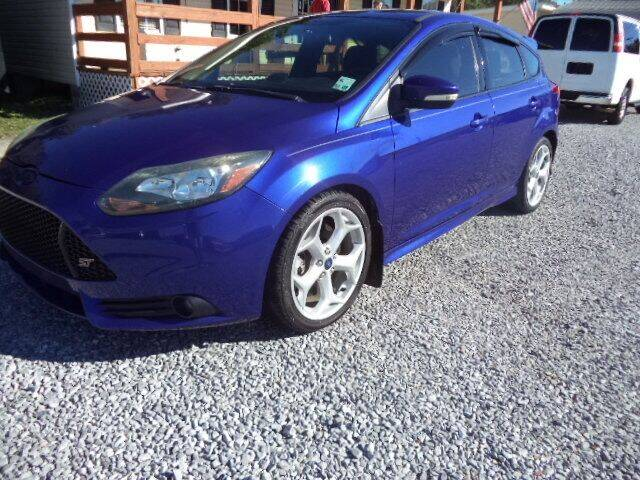 2014 Ford Focus for sale at PICAYUNE AUTO SALES in Picayune MS