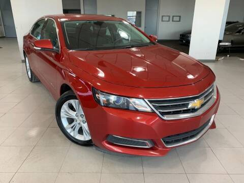 2014 Chevrolet Impala for sale at Auto Mall of Springfield in Springfield IL