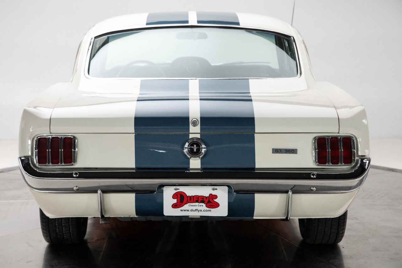 1965 Ford Mustang 14