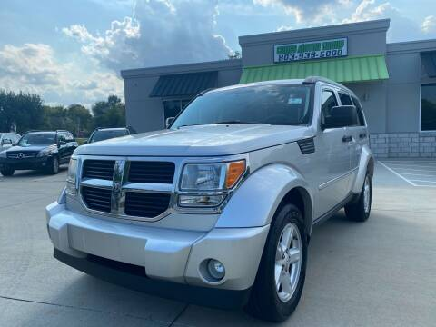2007 Dodge Nitro for sale at Cross Motor Group in Rock Hill SC