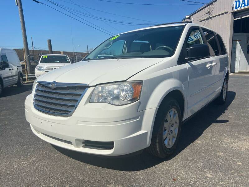 2010 Chrysler Town and Country for sale at Dallas Auto Drive in Dallas TX
