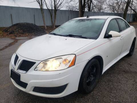 2010 Pontiac G6 for sale at Flex Auto Sales in Cleveland OH