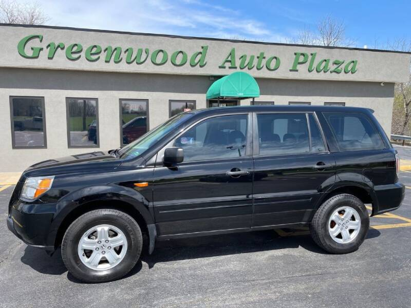 2007 Honda Pilot for sale at Greenwood Auto Plaza in Greenwood MO