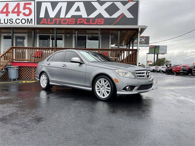 2008 Mercedes-Benz C-Class for sale at Maxx Autos Plus in Puyallup WA