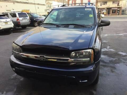 2007 Chevrolet TrailBlazer for sale at Xpress Auto Sales & Service in Atlantic City NJ