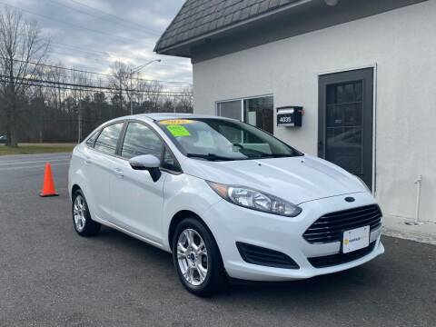 2016 Ford Fiesta for sale at Vantage Auto Group in Tinton Falls NJ