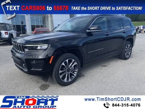 2021 Jeep Grand Cherokee L for sale at Tim Short Chrysler in Morehead KY