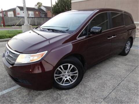 2012 Honda Odyssey for sale at Abe Motors in Houston TX
