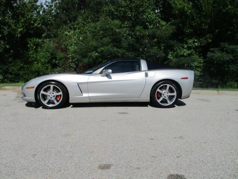2008 Chevrolet Corvette for sale at A & P Automotive in Montgomery AL