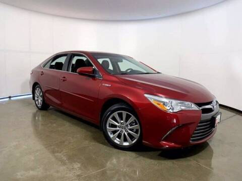 2016 Toyota Camry Hybrid for sale at Smart Motors in Madison WI