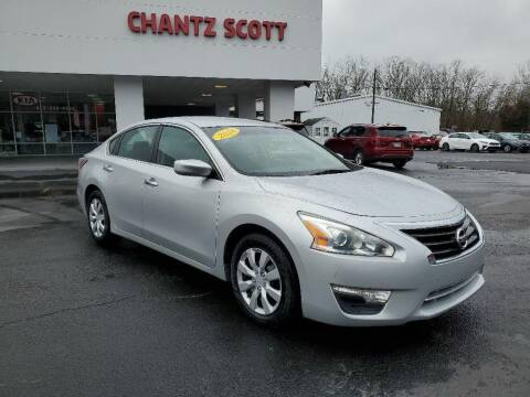 2014 Nissan Altima for sale at Chantz Scott Kia in Kingsport TN
