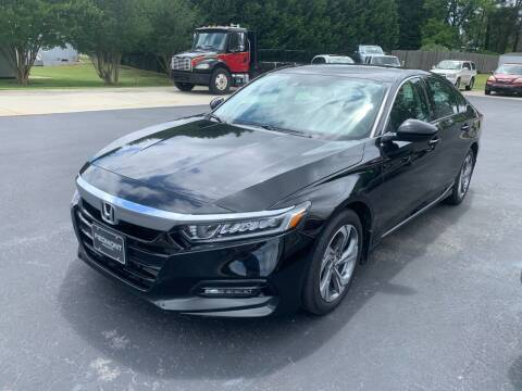 2019 Honda Accord for sale at Getsinger's Used Cars in Anderson SC