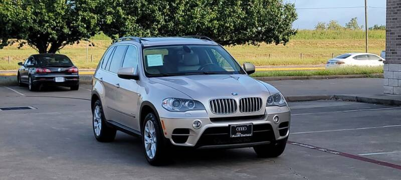 2013 BMW X5 for sale at America's Auto Financial in Houston TX