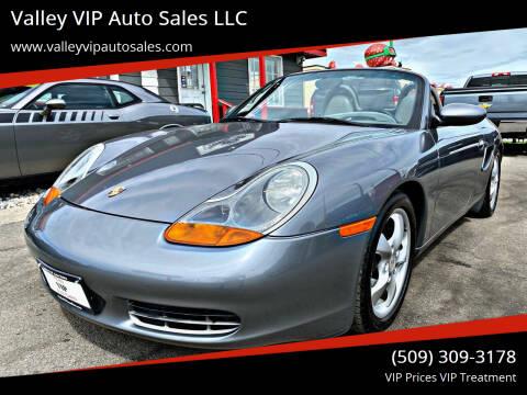 2001 Porsche Boxster for sale at Valley VIP Auto Sales LLC in Spokane Valley WA