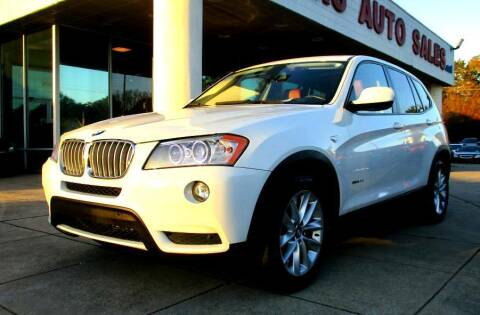 2014 BMW X3 for sale at Pars Auto Sales Inc in Stone Mountain GA