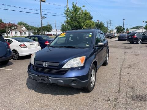2008 Honda CR-V for sale at Advantage Motors in Newport News VA