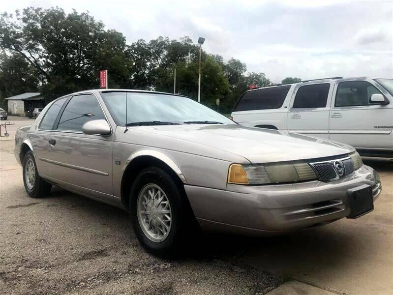 1995 Mercury Cougar for sale in Temple, TX