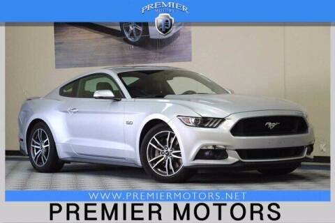 2016 Ford Mustang for sale at Premier Motors in Hayward CA