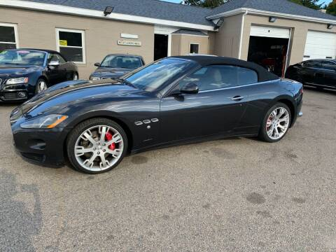 2013 Maserati GranTurismo for sale at Ultra Auto Center in North Attleboro MA
