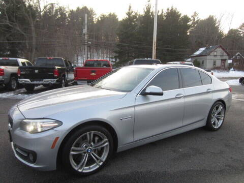 2016 BMW 5 Series for sale at Auto Choice of Middleton in Middleton MA