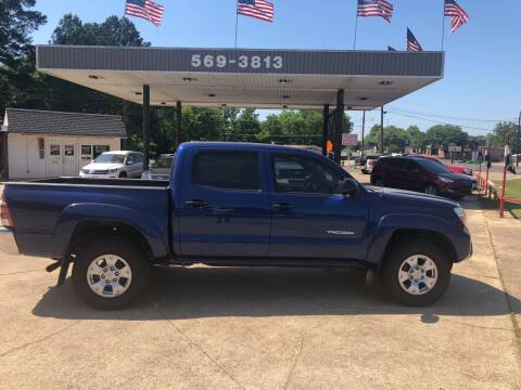 2015 Toyota Tacoma for sale at BOB SMITH AUTO SALES in Mineola TX
