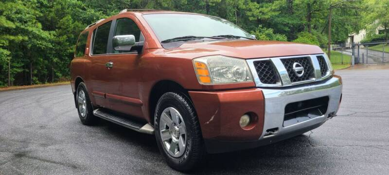 2004 Nissan Armada for sale at Global Imports Auto Sales in Buford GA
