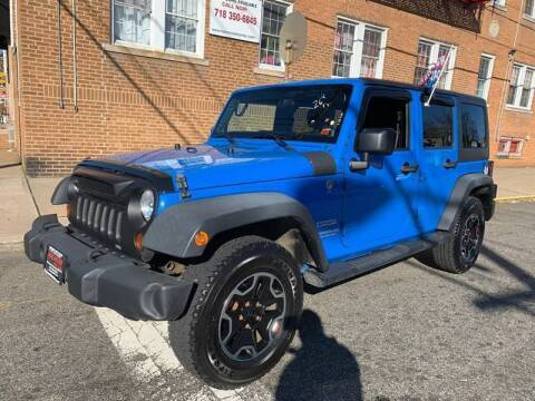 2011 Jeep Wrangler Unlimited for sale at Buy Here Pay Here Auto Sales in Newark NJ