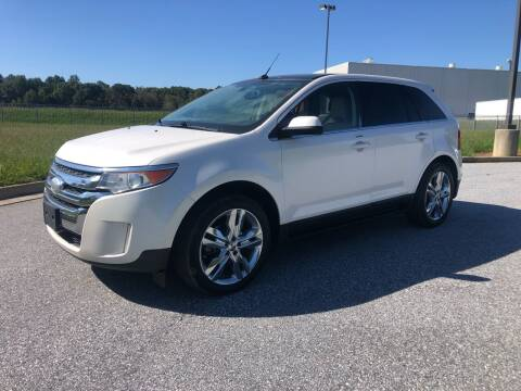 2012 Ford Edge for sale at GTO United Auto Sales LLC in Lawrenceville GA