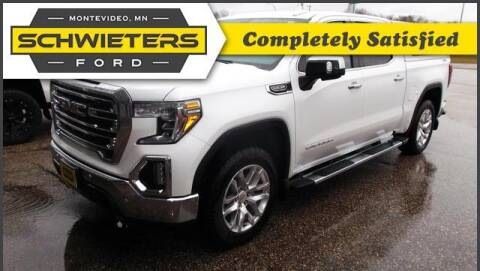 2019 GMC Sierra 1500 for sale at Schwieters Ford of Montevideo in Montevideo MN