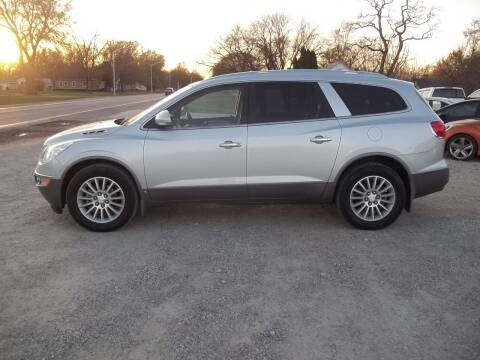 2009 Buick Enclave for sale at BRETT SPAULDING SALES in Onawa IA