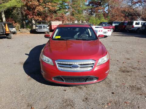 2010 Ford Taurus for sale at 1st Priority Autos in Middleborough MA