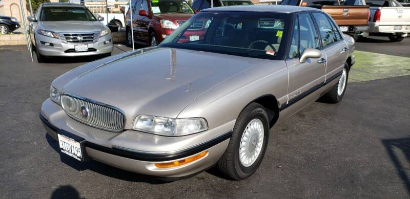 1997 Buick LeSabre for sale at Pauls Auto in Whittier CA