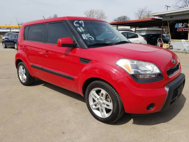 2011 Kia Soul for sale at Nile Auto in Fort Worth TX