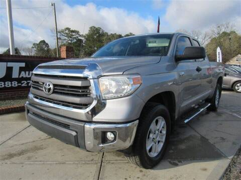2015 Toyota Tundra for sale at J T Auto Group in Sanford NC