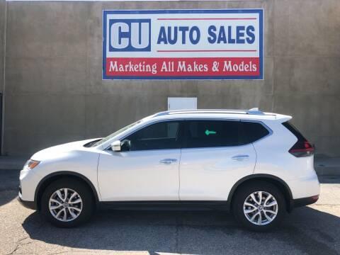 2019 Nissan Rogue for sale at C U Auto Sales in Albuquerque NM