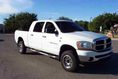 2006 Dodge Ram Pickup 3500 for sale at Park N Sell Express in Las Cruces NM