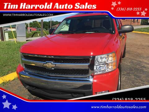 2007 Chevrolet Silverado 1500 for sale at Tim Harrold Auto Sales in Wilkesboro NC