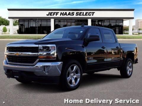 2017 Chevrolet Silverado 1500 for sale at JEFF HAAS MAZDA in Houston TX