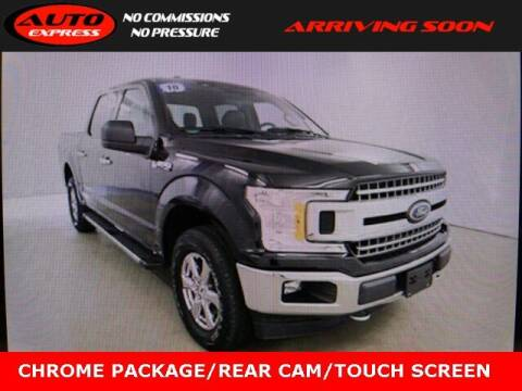 2018 Ford F-150 for sale at Auto Express in Lafayette IN