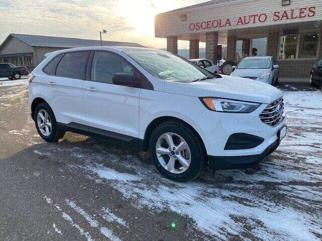 2019 Ford Edge for sale at Osceola Auto Sales and Service in Osceola WI