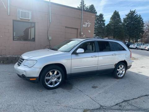 2008 Chrysler Pacifica for sale at Efkamp Auto Sales LLC in Des Moines IA