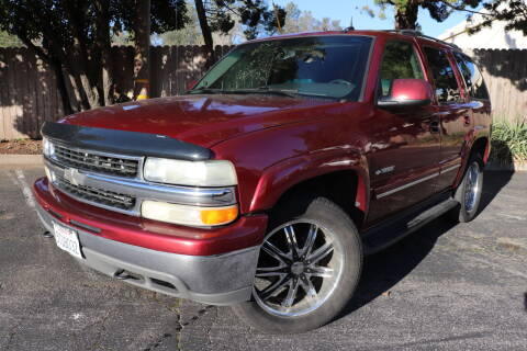 2003 Chevrolet Tahoe for sale at California Auto Sales in Auburn CA