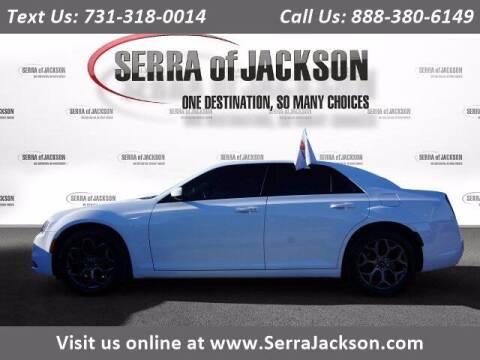2018 Chrysler 300 for sale at Serra Of Jackson in Jackson TN