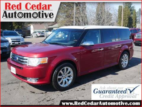 2009 Ford Flex for sale at Red Cedar Automotive in Menomonie WI
