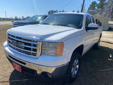 2010 GMC Sierra 1500 for sale at Southtown Auto Sales in Whiteville NC