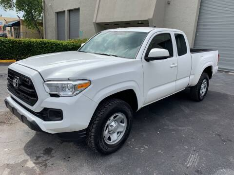 2016 Toyota Tacoma for sale at Ven-Usa Autosales Inc in Miami FL