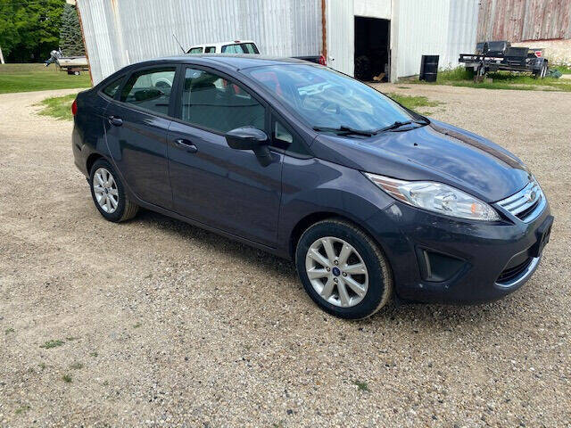 2012 Ford Fiesta for sale at Dave's Auto & Truck in Campbellsport WI