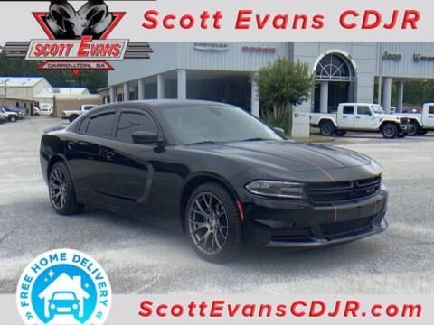 2018 Dodge Charger for sale at SCOTT EVANS CHRYSLER DODGE in Carrollton GA